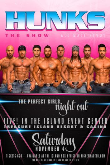 Hunks: The Show