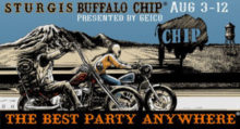 The Buffalo Chip