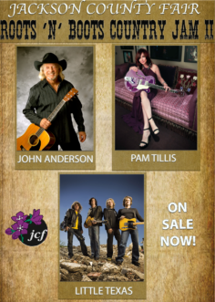 Roots N Boots Country Jam II