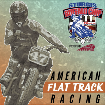 American Flat Track Races by Indian Motorcycle