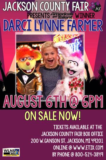 Darci Lynne & Friends Live!