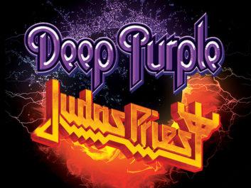 Deep Purple & Judas Priest WSG The Temperance Movement