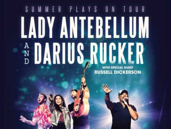 Lady Antebellum & Darius Rucker WSG Russell Dickerson