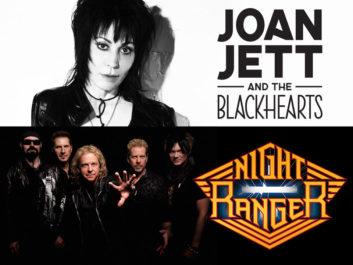 Joan Jett And The Blackhearts & Night Ranger