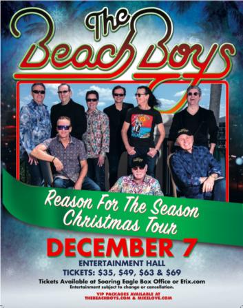 The Beach Boys Christmas Show