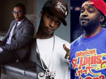 Nelly with special guests Chingy & Murphy Lee
