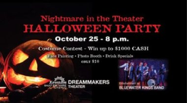 Nightmare in the Theater – Bluewater Kings