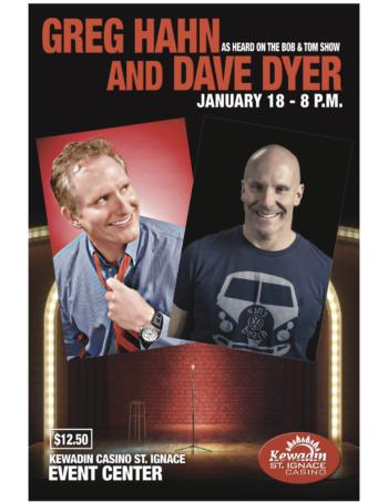 Greg Hahn & Dave Dyer
