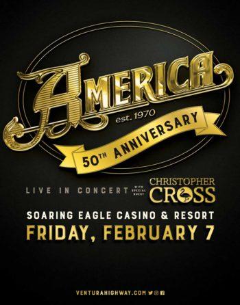 America & Christopher Cross