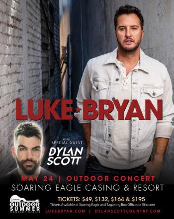 Luke Bryan wsg Dylan Scott