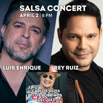 Carlos Olivia y Los Sobrinos del Juez – POSTPONED rescheduled date announced soon!
