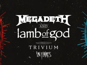 Megadeth Tour